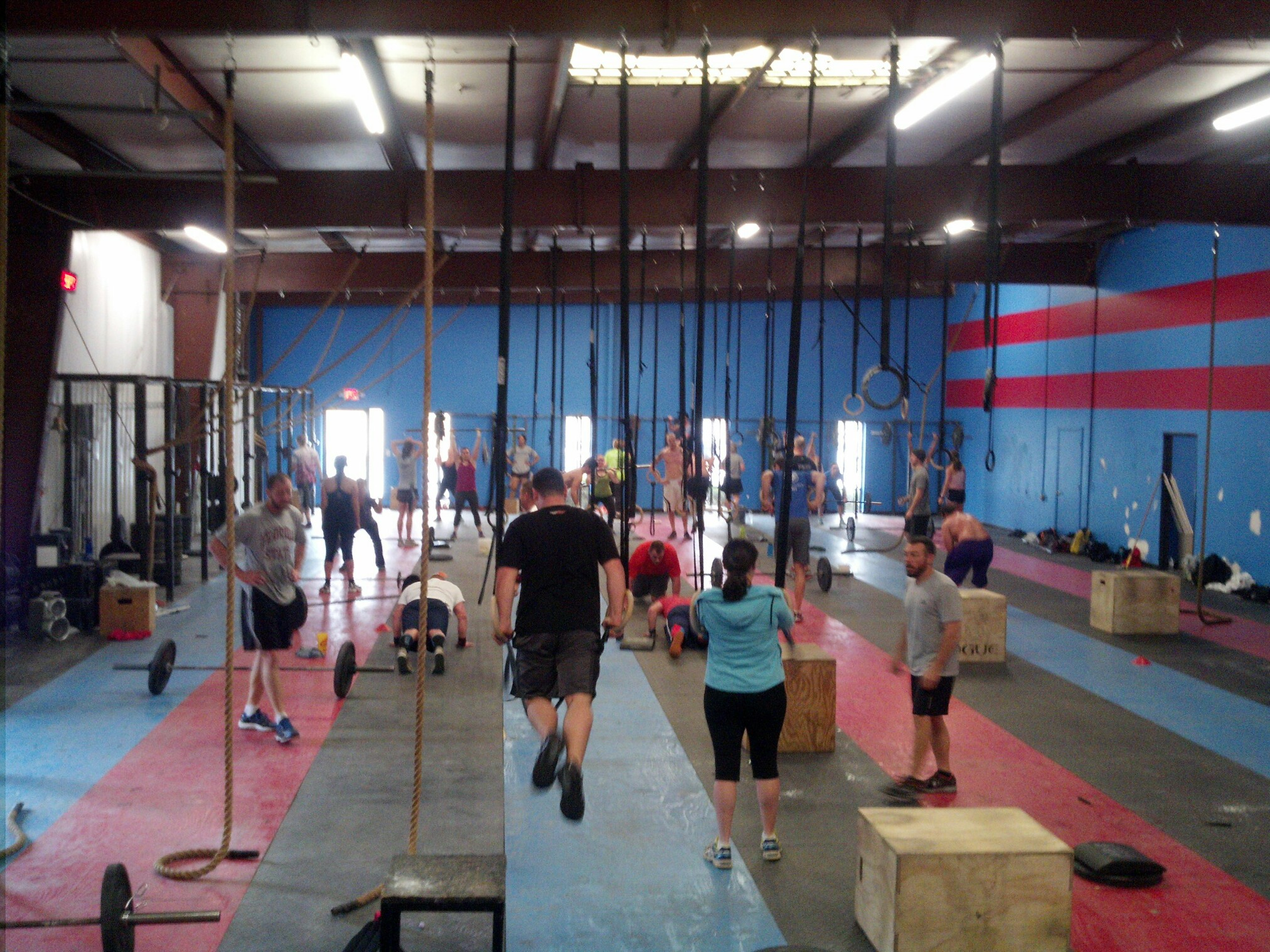 CrossFit Winston Salem - - -CFWS